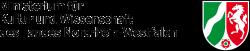 Logo: Ministerium für Kultur und Wissenschaft des Landes Nordrhein-Westfalen